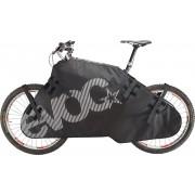 Evoc Padded Bike Rug Preto único tamanho