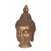 Thaise Boeddha Hoofd Dierenurn (2 liter)