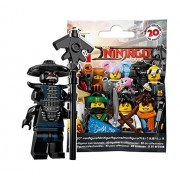 Lego (LEGO) Mini Figure Lego Ninja Go The Movie Gamadon ?71019-5?