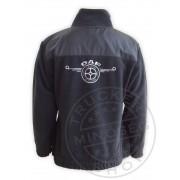 Daf polár dzseki fekete XL