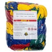 Rede de Proteção Colorida Canguri para Cama Elástica de 4,27/4,40 m