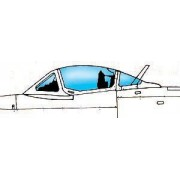 Squadron Products 1/32 Canopies Mig-15 Canopy Model Kit