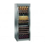 Wijnklimaatkast RVS | 178 Flessen | Liebherr | 578 Liter | WTes 5872 | 70x74x(h)192cm