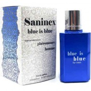 SANINEX PERFUME PHÉROMONES BLUE IS BLUE MEN