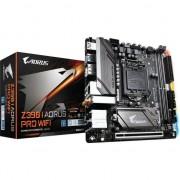 Placa de baza Gigabyte Z390I AORUS PRO Wi-Fi, Socket 1151 (300 Series), RGB Fusion