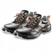 NEO TOOLS Chaussures de sécurité basses S1P en cuir NEO TOOLS - Taille - 45