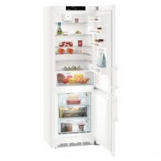 GARANTIE 4 ANI Combina frigorifica Liebherr, clasa A+++, congelator NoFrost, alb CN 5715