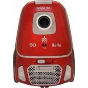 Aspirator cu sac Albatros Bella 90 ECO 200W Eco-Type Rosu