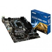 Motherboard B250M PRO-VDH (B250/1151/DDR4)
