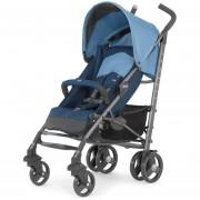 Carrila Carreola Chicco Liteway 2 Bebe Ligera Practica Azul Plegable