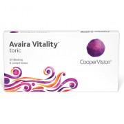 Cooper Vision Avaira Vitality Toric - 6 Monatslinsen