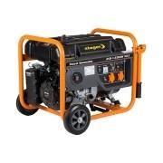 Stager - GG 7300W - Generator de uz general, monofazat, 5.8 kW, Stager 13 CP, pornire mecanica
