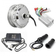 Electric bicycle hub motor kit- full kit with charger