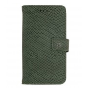 Zusss Smartphone covers Mooi Telefoonhoesje Samsung Galaxy S9 Groen