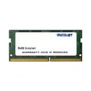 Memorie RAM notebook Patriot, SODIMM, DDR4, 16GB, 2400 Mhz, CL17, 1.2V