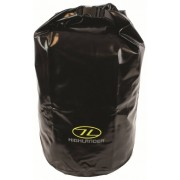 Highlander drybag - medium- 29l - zwart