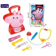 baby toys Toys Kids Childrens Role Play Doctor Nurses Toy Medical Set Kit Gift Manual slippery slide