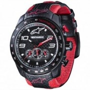 ALPINESTARS Complemento Alpinestars Tech Chrono Leather Black / Red