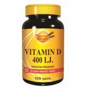 Natural Wealth Vitamin D tablete