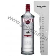 Standoló kártya - Royal Vodka [1L]