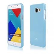 Husa SAMSUNG Galaxy S4 Mini - Jelly Mercury (Albastru Deschis)