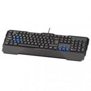 Клавиатура HAMA uRage Lethality, гейминг, USB
