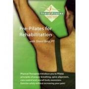 Sissel DVD Pre-Pilates for Rehabilitation, inglese