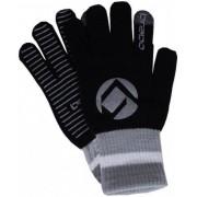 Brabo Smartphone Gloves - zwart - Size: Pupil