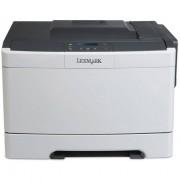 Imprimanta laser color Lexmark CS317DN A4 23 ppm Retea Duplex USB Alb