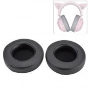 2 stuks voor Razer kraken 7 1 v2 Pro hoofdtelefoon kussen spons gel cover earmuffs vervangende oorkussens