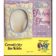 Creativity For Kids - Pretty Porcelain Picture Frame Kit
