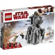 Lego Produkt z outletu: Klocki LEGO Star Wars - Ciężki zwiadowca Najwyższego Porządku 75177