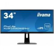 IIYAMA Ecran 34 pouces Ultra WQHD IIYAMA XUB3493WQSU-B1 - Ultra Wide QHD, IPS, 3440x1440