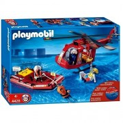 Playmobil City Life - Fire Rescue