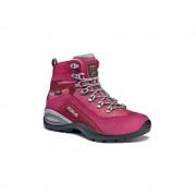 Asolo: Enforce GV JR - dětské boty Barva: redbud/oxblood, Velikost: 37