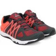 REEBOK METEORIC RUN Running Shoes For Women(Red, White)