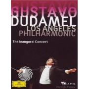 Video Delta Gustavo Dudamel / Los Angeles Philharmonic - The inaugural concert - DVD