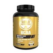 Gold nutrition bcaa's aminoácidos ramificados 180comp - Gold Nutrition