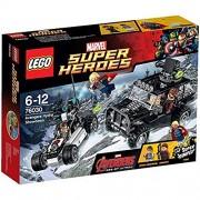 Lego Super Heroes Avengers Hydra Showdown