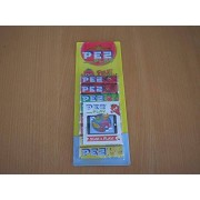 Party Bag Fillers Pez Refill Pack Fruit Flavours x 8 by