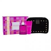 Trussardi Sound of Donna подаръчен комплект EDP 100 ml + лосион за тяло 100 ml + козметична чантичка за жени