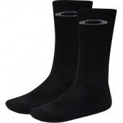 Oakley Long Socks 3.0 Blackout XL