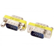 Valueline GCHD-MM15P VGA dugó - VGA dugó adapter
