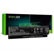 Bateria Green Cell para HP Pavilion 15, 17, Envy m6, m7 - 4400mAh