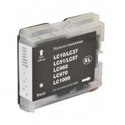 Printflow Compatível: Tinteiro Brother lc970/lc1000 preto (lc970bk/lc1000bk)