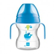 Bamed Baby Italia Srl Tazza Mam Learn To Drink 190ml Con Manici