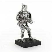 Royal Selangor Star Wars Boba Fett Pewter Figurine 7cm