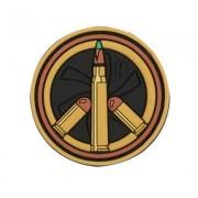 Maxpedition Patch - Peace Bullet (Färg: Arid)