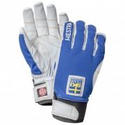 Hestra Ergo Grip Active 5 Finger Guanti (8, grigio/blu)
