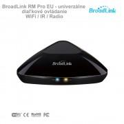BroadLink RM Pro EU - univerzálne diaľkové ovládanie WiFi / IR / Radio